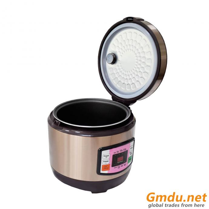 Braille Rice Cooker