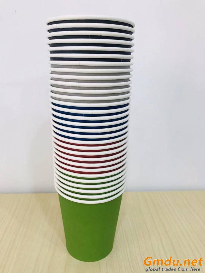 PAPER CUPS with lid/ wiout lid