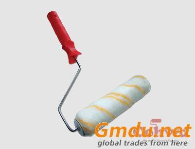 Plastic Handle 9 In. Paint Roller