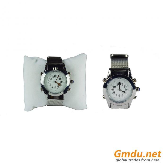 Talking Tactile Watch