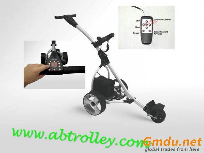 601GR Digital Amazing remote control golf trolley(S1RG)