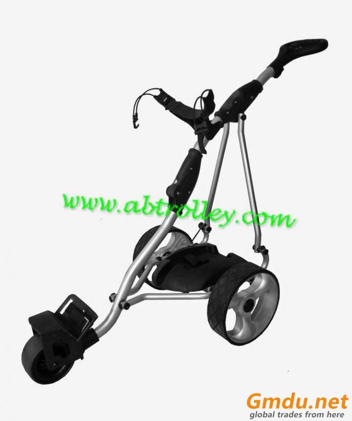 P1 digital sports electric/remote golf trolley