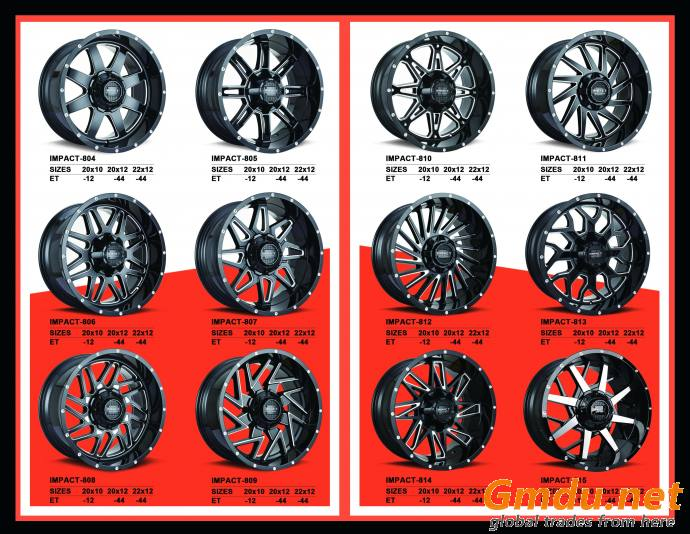 lightweight off road wheels Suppliers
