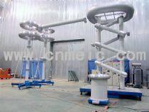 DC voltage test system