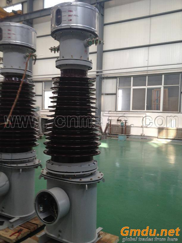 Oil immersed Current transformer