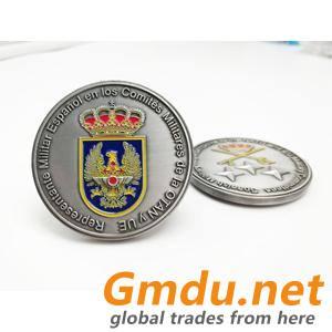 Zinc Alloy Souvenir Coin