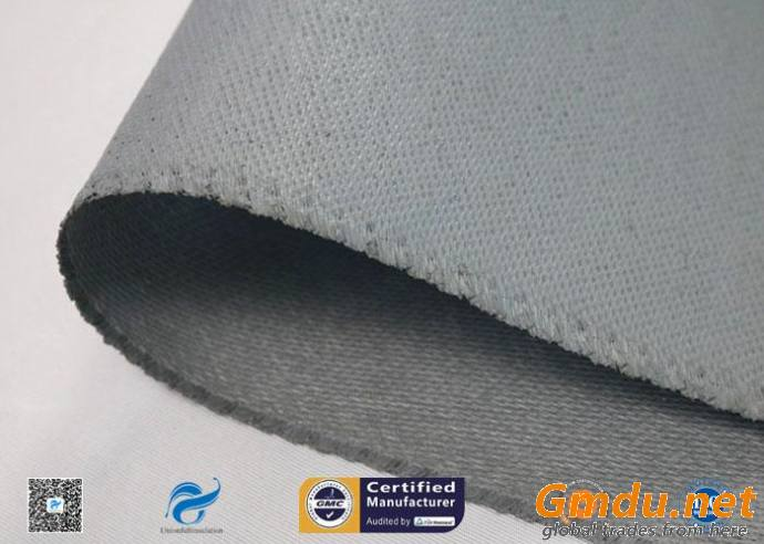 Double Sides Silicone Coated Fiberglass Fabric Insulation Materials