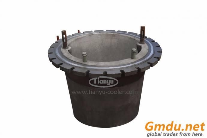 Cast Iron Tuyere Cooler