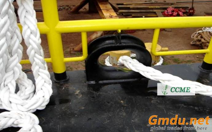 Marine Mooring Closed Chock Panama Boat Chock