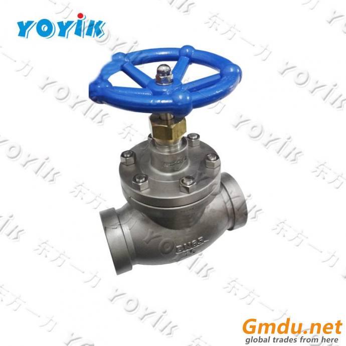 yoyik stainless steel globe throttle check valve (welded) LJC40-1.6P