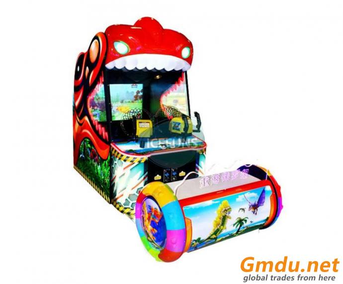 Ball Shooter Games Machine