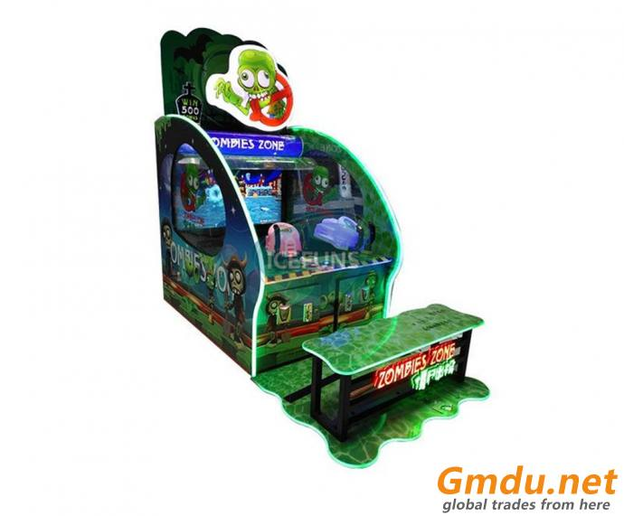 Water Jet Games Machine