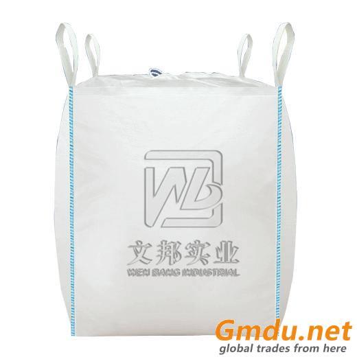 1.5 ton jumbo Cement lime concrete plastic ton bag