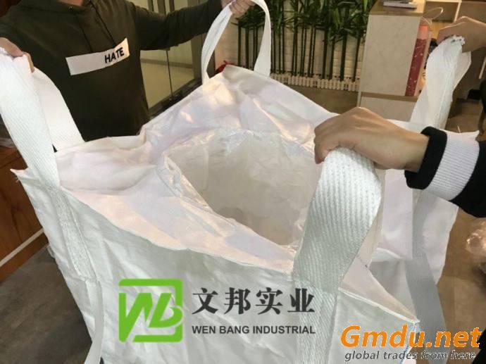 PP Woven Jumbo Bags 500kg 1000kg Plastic Big Ton Bags