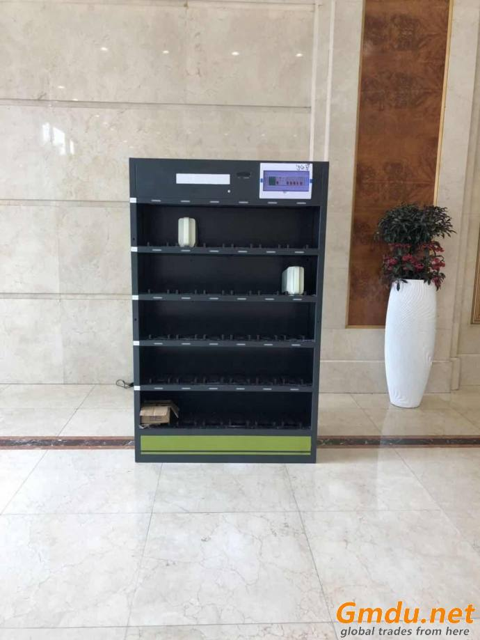 Electric Moped Lithium Battery Intelligent Charging Cabinet