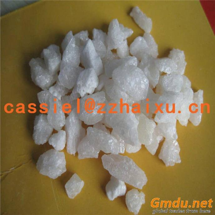refractory white fused alumina section sand