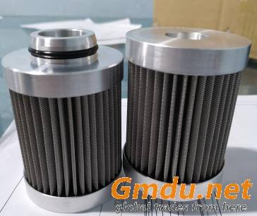 HH368DJ08KDVF1V7B-CY0005 Metal woven mesh filter