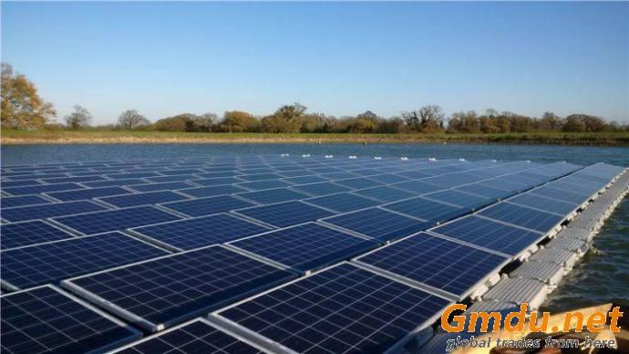 Floating Solar Power Farm System