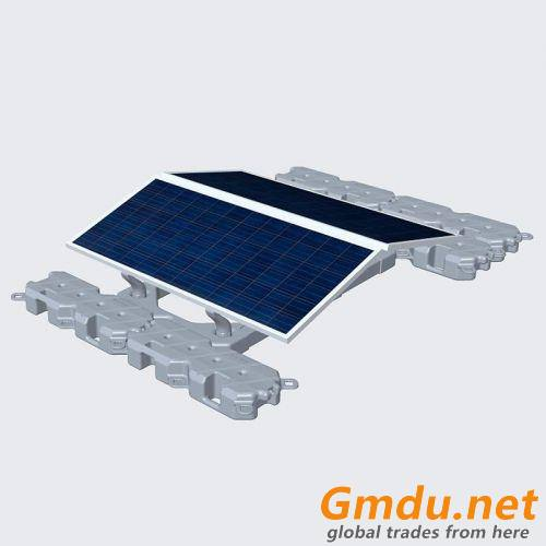 Floating Solar Photovoltaic (PV) Mounting Systems Custom Design
