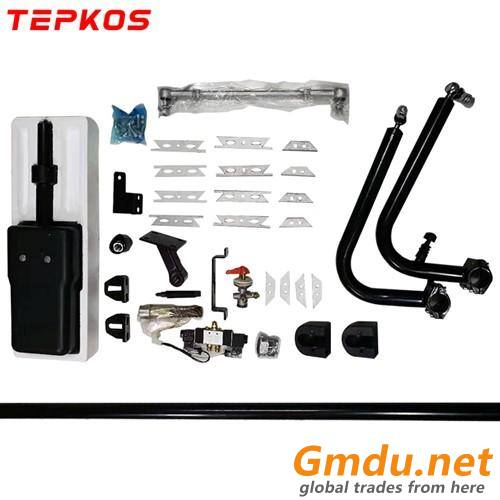 TEPKOS Brand pneumatic bus door mechanism
