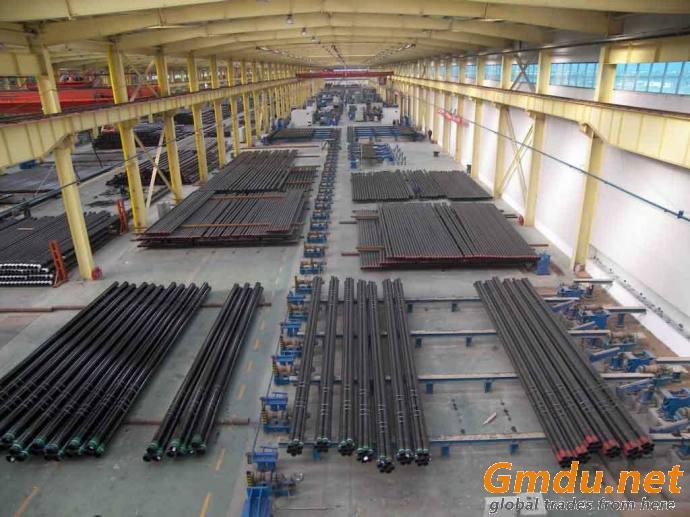 Oilfield Tubular Products API 5CT Casing K55 L80 N80Q Petroleum Pipeline