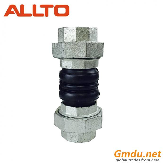 Single sphere Rubber expansion joints