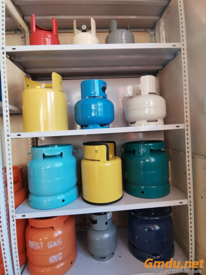 comping gas cylinder