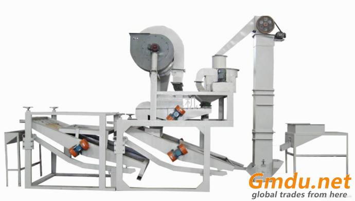 Oat shelling machine /Oat sheller