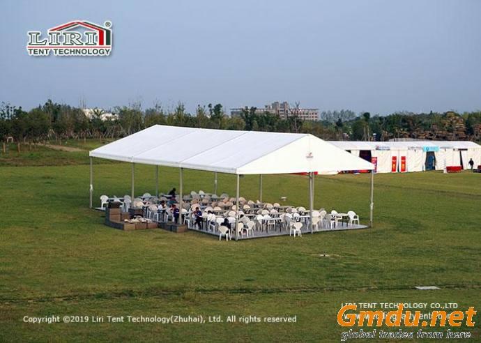 Big sports tent