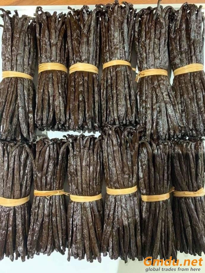 Hot selling Madagascar gourmet grade A vanilla beans