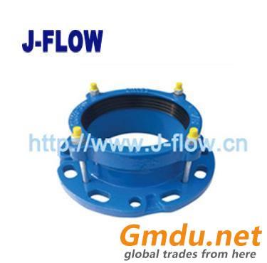 AF101 ductile iron universal flange adaptor