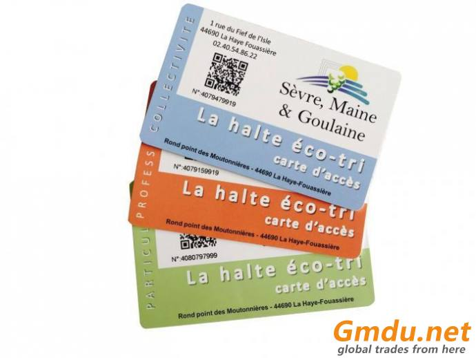 MINI MIFARE S20 CARDS