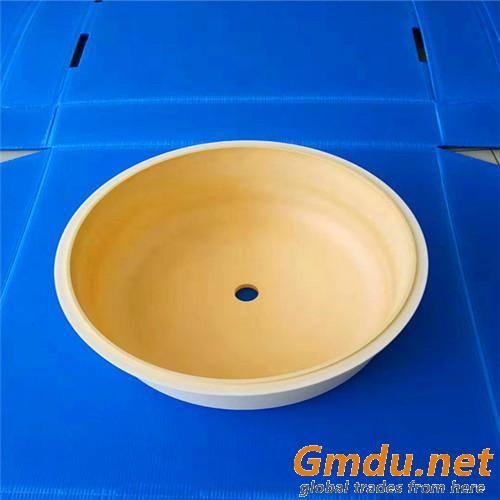 Alumina ceramic domes