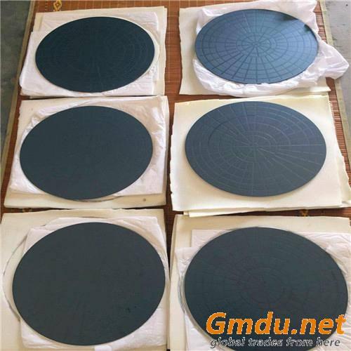 Silicon Carbide Ceramic Wafers