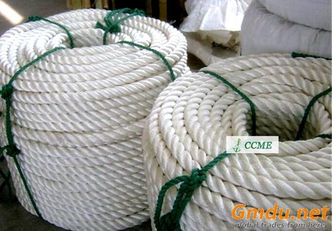 Marine mooring rope PP rope Nylon rope