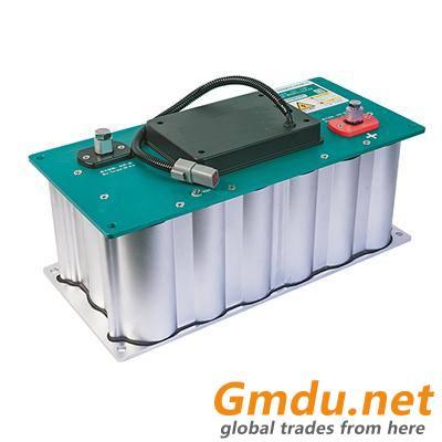 Super Capacitor 48V Module
