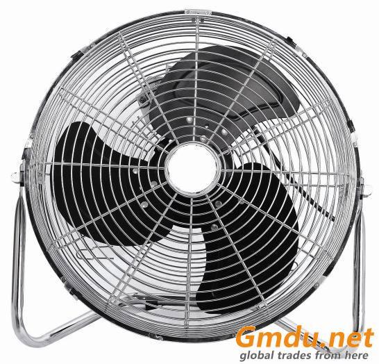 Ventilateur de sol en métal 12/14/16/18/20 pouces CRMF-12A / 14A / 16A / 18A / 20A