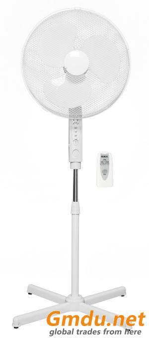 Ventilador de pé de 16 polegadas com controle remoto CRYSF-1610 (E)
