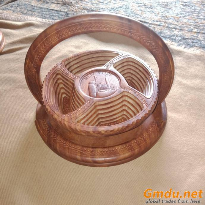 Wooden Spring Baskets