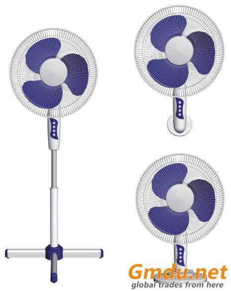 18 inç endüstriyel fan (3'ü 1 arada) CRYSF-18A1 (3'ü 1 arada)