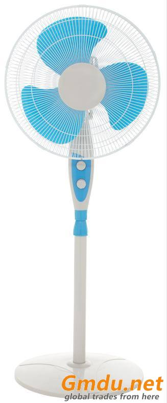 16 inch stand fan with round base CRYSF-1619