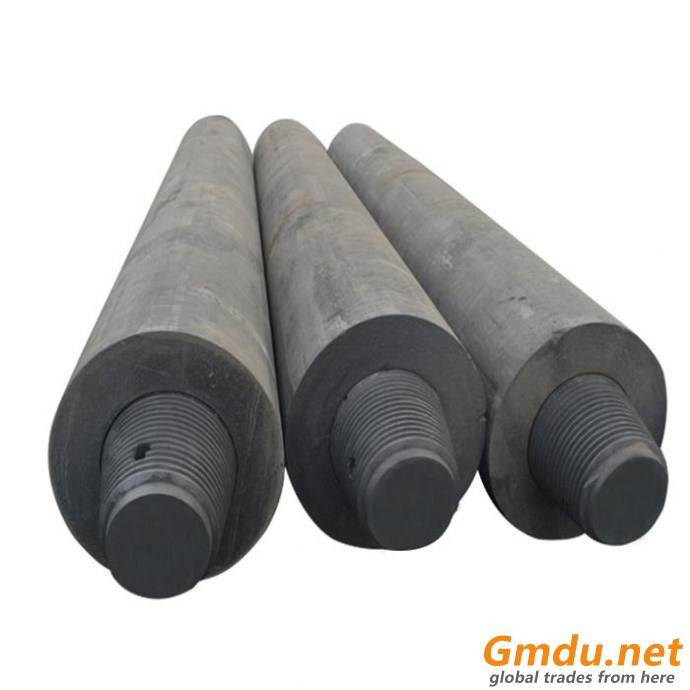 RP HP UHP 400 * 2100mm graphite electrode with needle coke