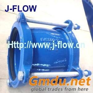 Wide Range Coupling for PVC Pipe