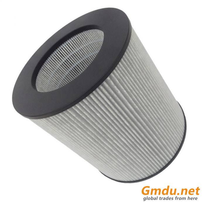 Deodorization with Circular Vehicle-mounted Filter