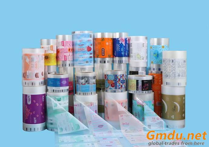 Good Performance Paper Towel Packaging Film Roll