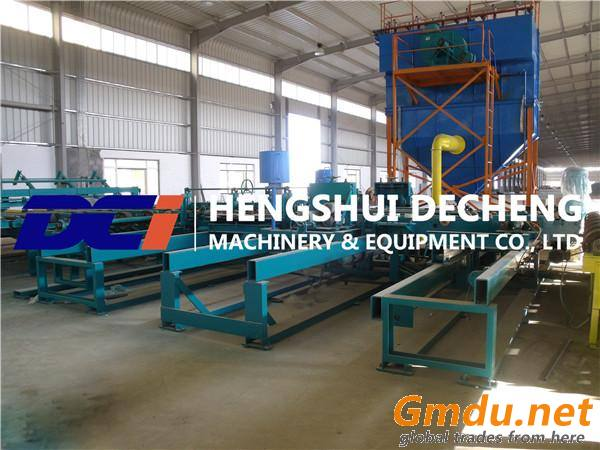 Oversea Service Gypsum Plaster Board Plant