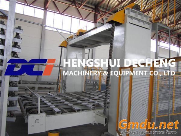 Fire-Resistant Gypsum Board Machine