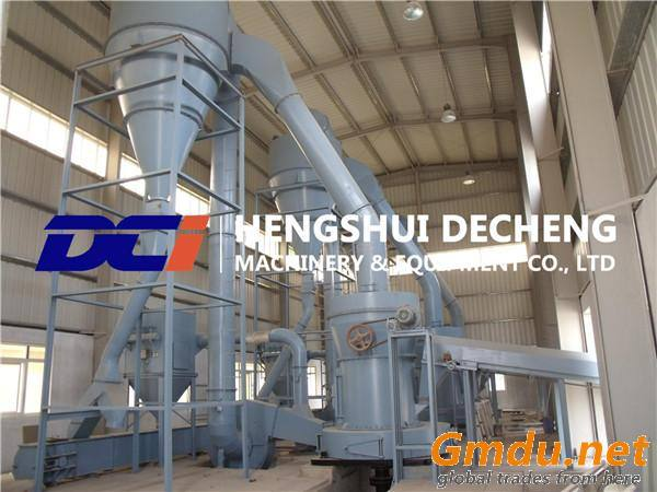 Gypsum Powder Making Process Machine