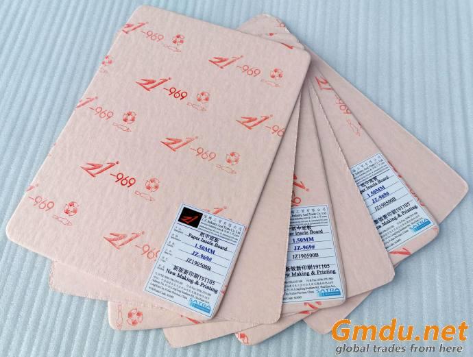 Paper Insole Board