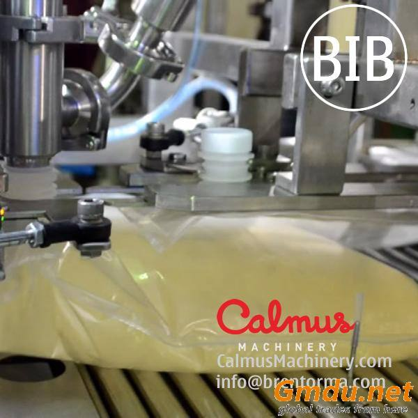 Fully-automatic 3-25L BiB Filling Machine Bag in Box Packaging Line